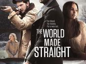 "Póster ""the world made straight"""