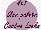 paleta Cuatro looks: Confort Zone Wild