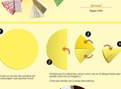 TUTORIAL DIY: Pájaros origami