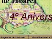 Foguera Tabarca» cumple años