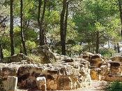 Descubren fortín romano yacimiento ibérico Coll Moro Gandesa (Tarragona)