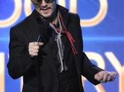 Johnny Depp, ¿borracho gala Hollywood Film Awards?