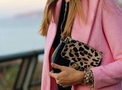 Pink Woolen Coat