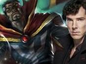 Benedict Cumberbatch niega saber algo sobre película Doctor Extraño