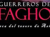 Primer libro saga Guerreros Fagho, gratis tres días Amazon.