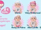 Baby Pelones: muñecos solidarios cáncer infantil....