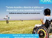 """Curso sobre """"Turismo accesible atención cliente discapacidad otras necesidades diversas"""""""