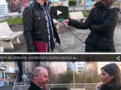 Televisión Galicia CRTVG realizó entrevistas sobre colegiados agredidos Ourense emitió !Las tenemos!.