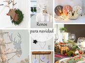 renos para #navidad
