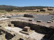 Encuentran tesoro romano monedas plata cobre Turóbriga (Huelva)