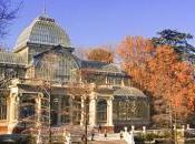 Parques jardines bellos Madrid