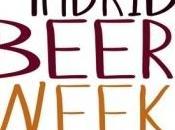 ¡Llega Madrid Week Beer!