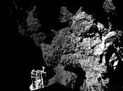 Misión Rosetta: Philae encuentra moléculas carbono