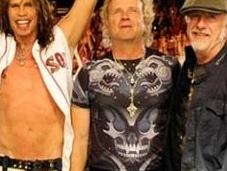 Aerosmith, incombustible hard-rock