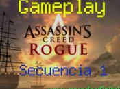 Gameplay: Primera secuencia completa Assassin's Creed Rogue