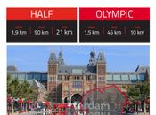 ICAN Triathlon presenta nueva prueba Amsterdam.