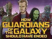 Humor: Como Debió Terminar Guardians Galaxy