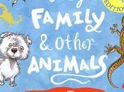 vueltas familia Durrell: Gerald otros animales. Para acabar, postre cerezas estilo Viena