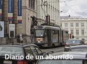 Cenando bordo tranvía otras aventuras tranvías Bruselas