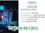 Libro Tormenta (Dresden Files) Butcher
