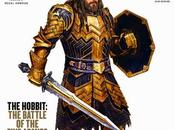 Thorin armadura real nueva portada exclusiva empire magazine