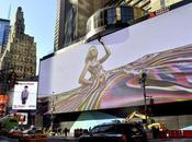 pantalla grande mundo Times Square