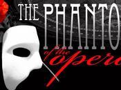 marcha serie Fantasma Opera' Jean-Pierre Jeunet dirección.