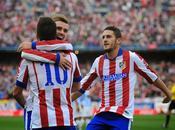 Atleti resurge ante Málaga