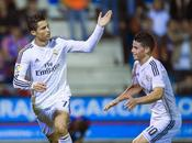 Real Madrid golea Eibar