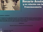 Rosario Acuña Francmasonería: tenida blanca abierta