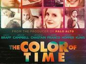 "Póster trailer v.o. ""the color time"""