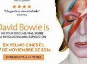 documental 'David Bowie llega cines españoles