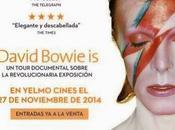 """Llega Cines Españoles Documental """"David Bowie"""