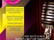 Festival Canción isla Palma 2014