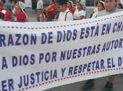 Miles evangélicos exigen Chiapas persecución
