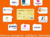 URGENTE: Vota proyecto solidario favorito, juegan subvención