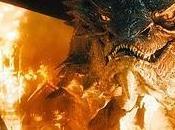 """Smaug bardo arquero dejan nuevas imágenes hobbit: batalla cinco ejercitos"""""""
