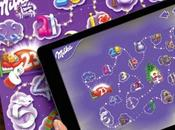 Milka lanza divertido calendario adviento realidad aumentada