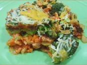 Pastel brocoli pavo&pollo