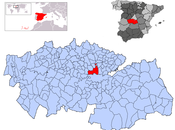 Bargas, Colonia Judía
