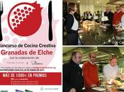 Concurso Cocina Creativa Granadas Elche