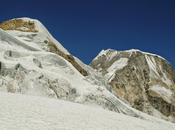 Andes peruanos cordillera blanca quebrada ishinca (parte aclimatación urus este)
