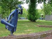 misterioso escultor Amsterdam