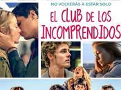 "Póster final CLUB INCOMPRENDIDOS"" (ESTRENO DICIEMBRE)"