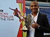 eliger Brahimi( Porto) como mejor jugador Africa 2014