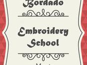 Escuela Bordado: Telas para bordar Embroidery School: Fabrics embroider