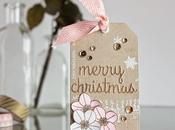Pink gold Christmas