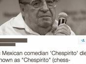 Alerta, surge 'malware' aprovecha noticia muerte 'Chespirito'