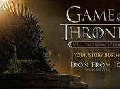 "Nuevo Trailer Telltale Games: Game Thrones ""Iron From Ice"""
