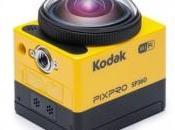 Kodak SP360 Action nueva cámara todoterreno